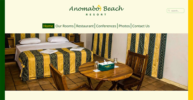 Anomabo Beach Resort