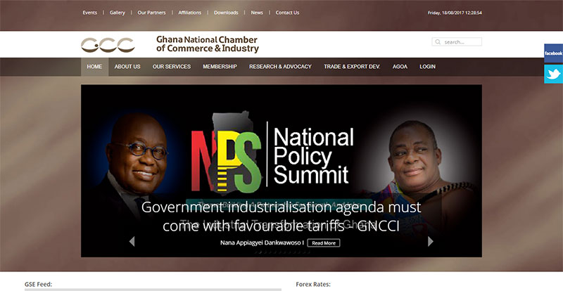 Ghana National Chamber of Commerce and Industry
