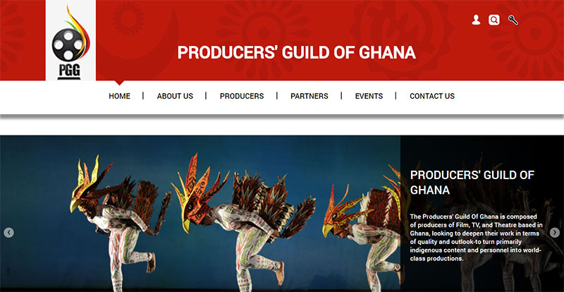 Producers' Guild of Ghana
